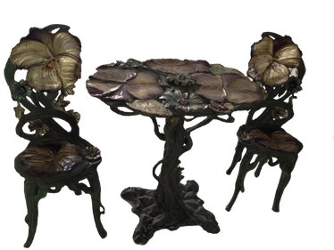 Tiffany Studios Furniture - Tiffany Studios Lamp Shades - Tiffany Studios Shades